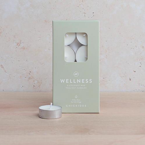 Wellness Tealights