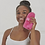 Thumbnail: Erase Your Face Eco Makeup Removing Cloth - Pink