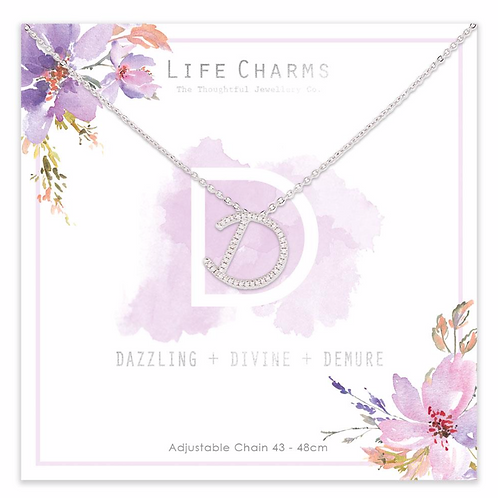 D is for...Necklace