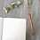 Thumbnail: Wild Flower Meadows Pure A5 Lined Notebook