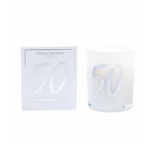 Boxed Sentiment Votive Candle - 50