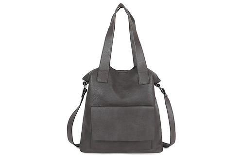 Freya Bag-Dark Grey