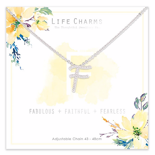 F is for...Necklace