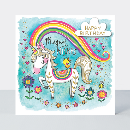 CHATTERBOX – MAGICAL WISHES UNICORN