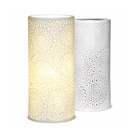 Ceramic Lamp – Firework columna