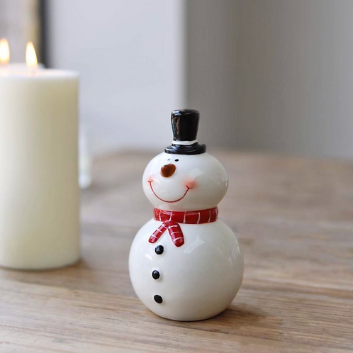 SNOWY THE SNOWMAN - LARGE