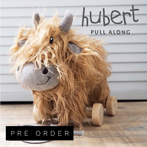 Hubert Pull Along