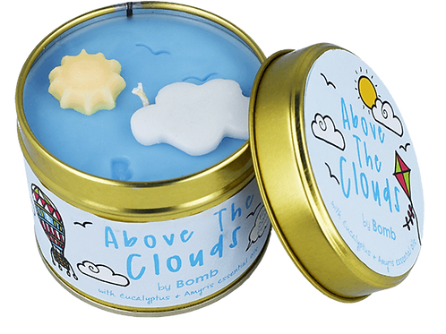 Above The Clouds Candle