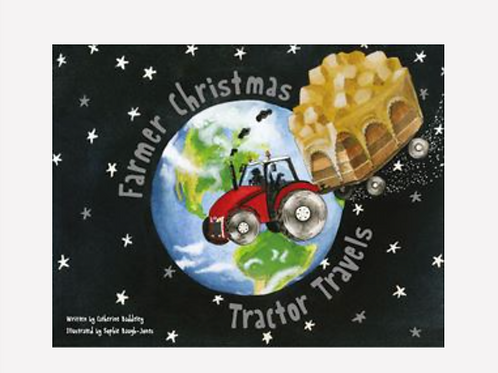 Farmer Christmas: Tractor Travels