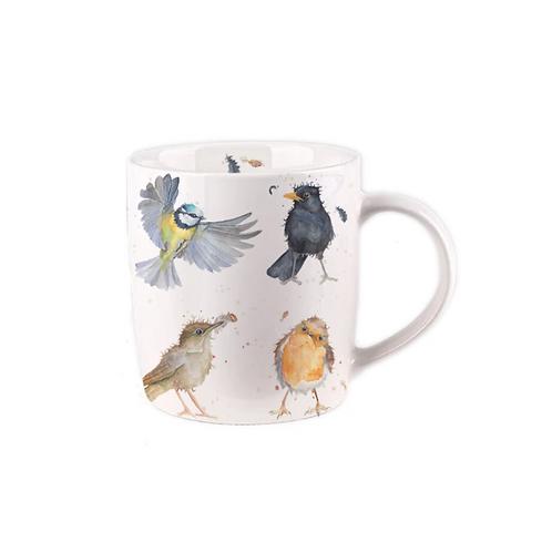 THE BRITISH COLLECTION: BIRDS MUG