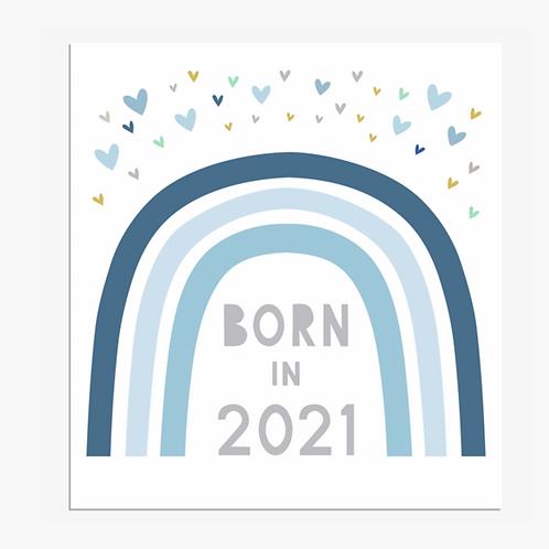 Born in 2021 Boy