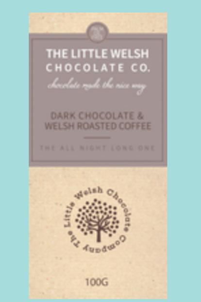 Dark Chocolate & Welsh Roasted Coffee