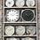 "Thumbnail: Dragonfly 9"" Wall Clock"