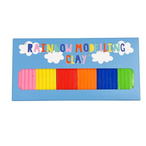 RAINBOW MODELLING CLAY
