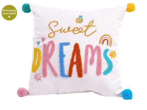 SWEET DREAMS CUSHION
