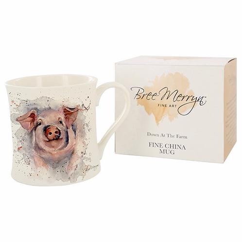 Bree Merryn Patrick Pig Mug