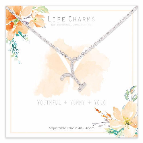 Y is for...Necklace