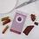 Thumbnail: Rhubarb Milk Chocolate Bar