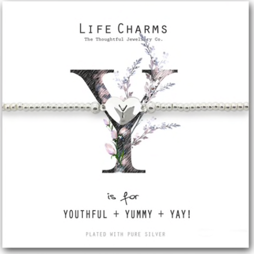 Y Is For.. Bracelet