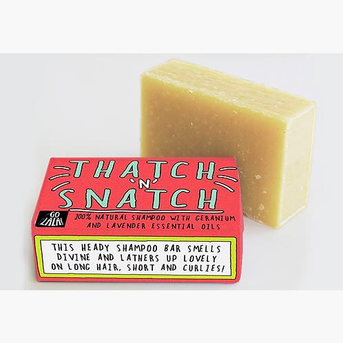 Thatch n Snatch Shampoo Bar