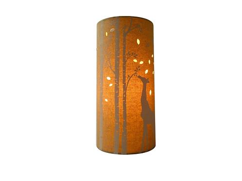 Fabric Lamp – Giraffe
