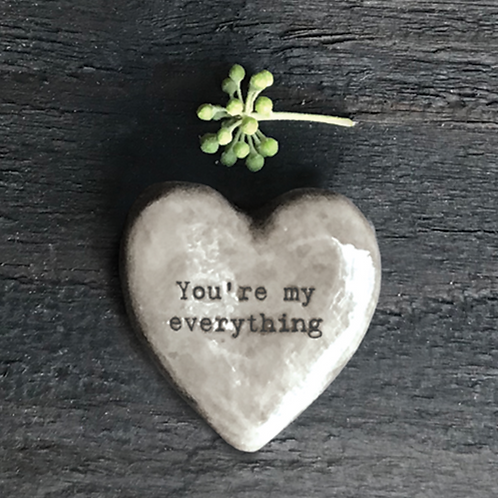 Heart token-You're my everything