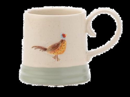 Tankard Mug - Pheasant