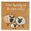 Thumbnail: Pebble Sheep Plaque-Family
