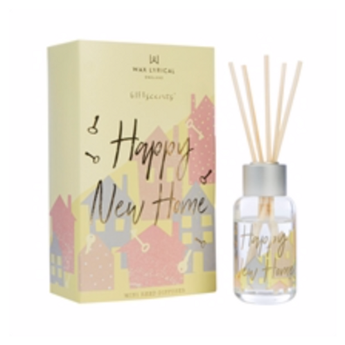 Wax Lyrical 40ml Happy New Home Diffuser