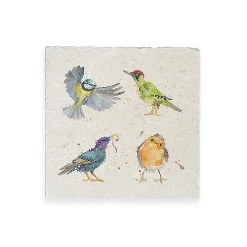 THE BRITISH COLLECTION: BIRDS MEDIUM