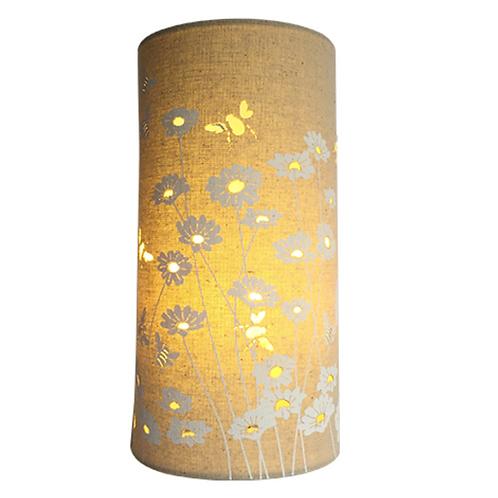 Fabric Lamp -Bumblebees