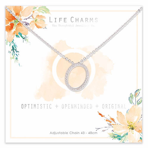 O is for...Necklace