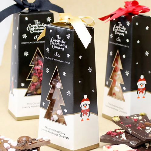 CHOCOLATE BARK GIFT BOX