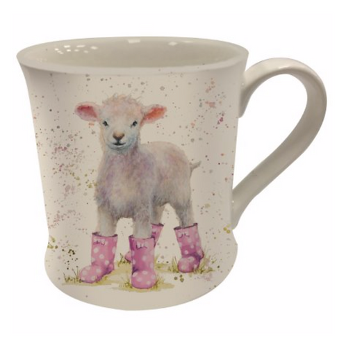 Bree Merryn Lamb China Mug
