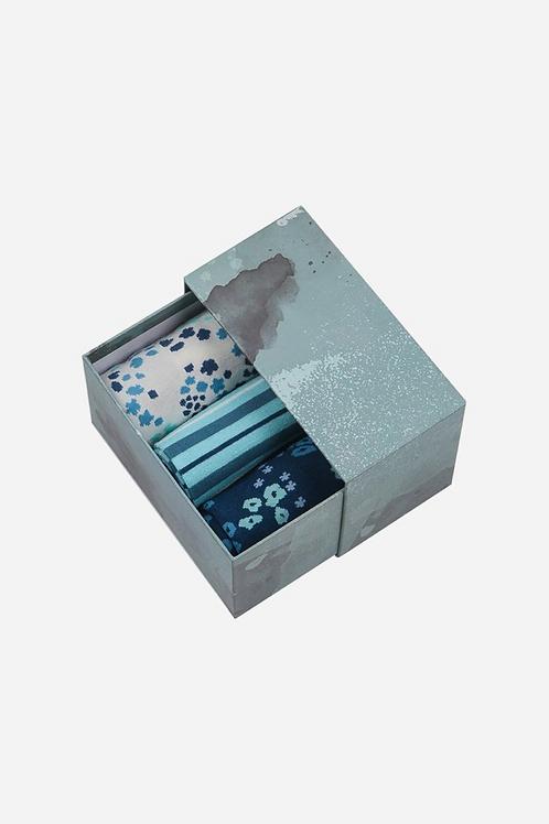 Floral Sock Giftbox