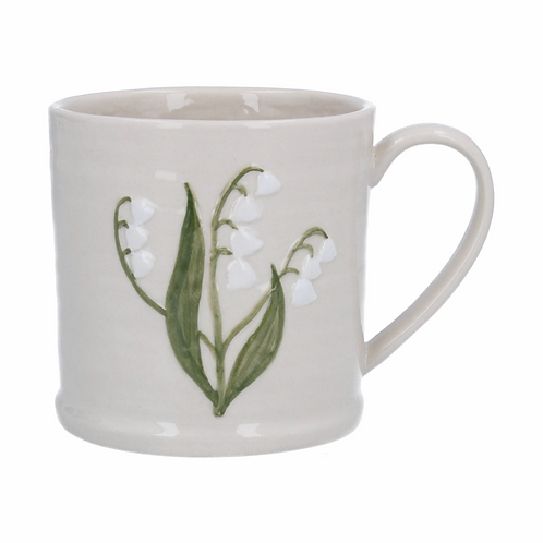 Ceramic Mug 9cm - Lily of the Valley