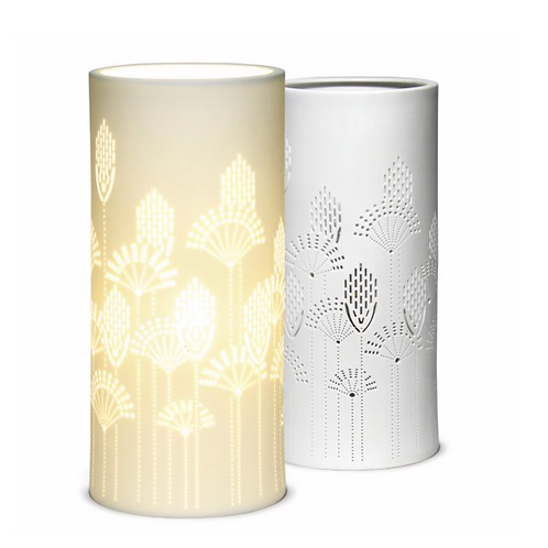 Ceramic Lamp – Vector Art columna