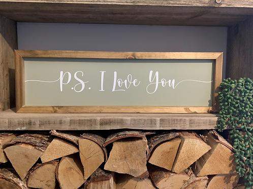 PS. I Love You - Ltd Edition