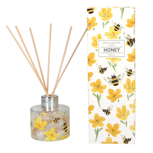 Buttercup & Bee Honey Scented Diffuser