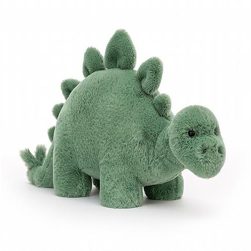 Fossilly Stegosaurus