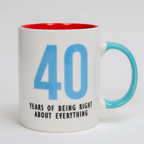OH HAPPY DAY!  - 40 BLUE
