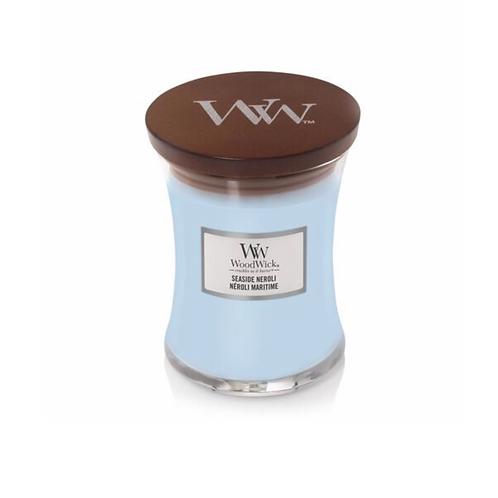 Seaside Neroli Woodwick Candle