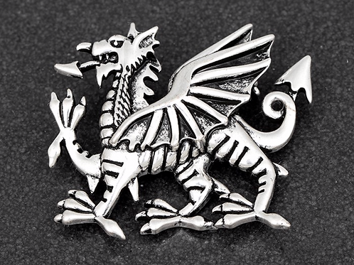 Mystical Dragon Brooch