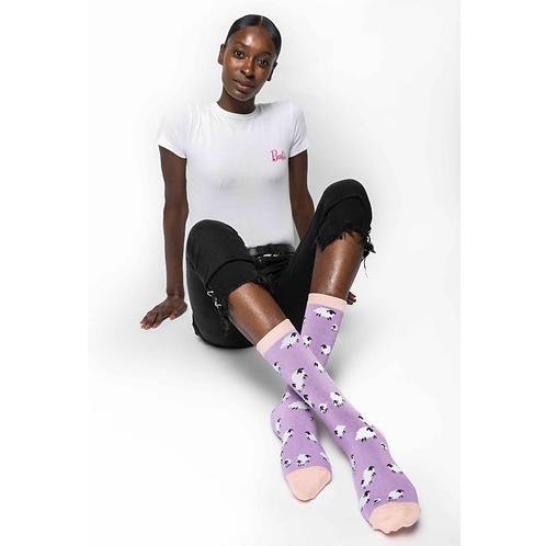 Sheep Socks Lilac