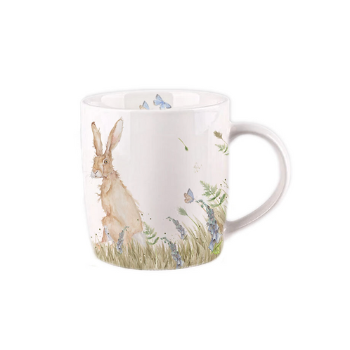 COUNTRY COMPANIONS: PHEASANT AND HARE MUG