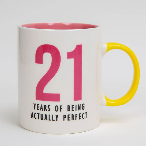 OH HAPPY DAY! - 21 PERFECT