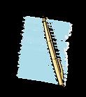 kisspng-paper-notebook-cartoon-pen-noteb