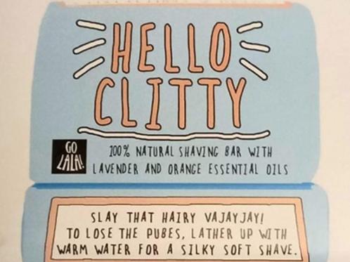 Hello Clitty Shave bar
