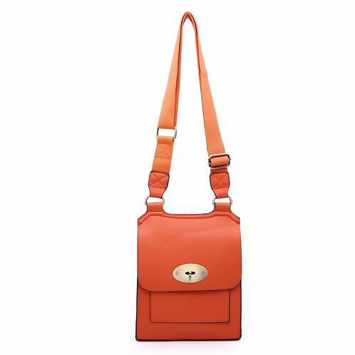 Messenger Bag - Orange