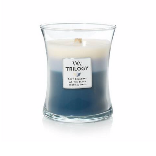 Beachfront Cottage Trilogy Candle
